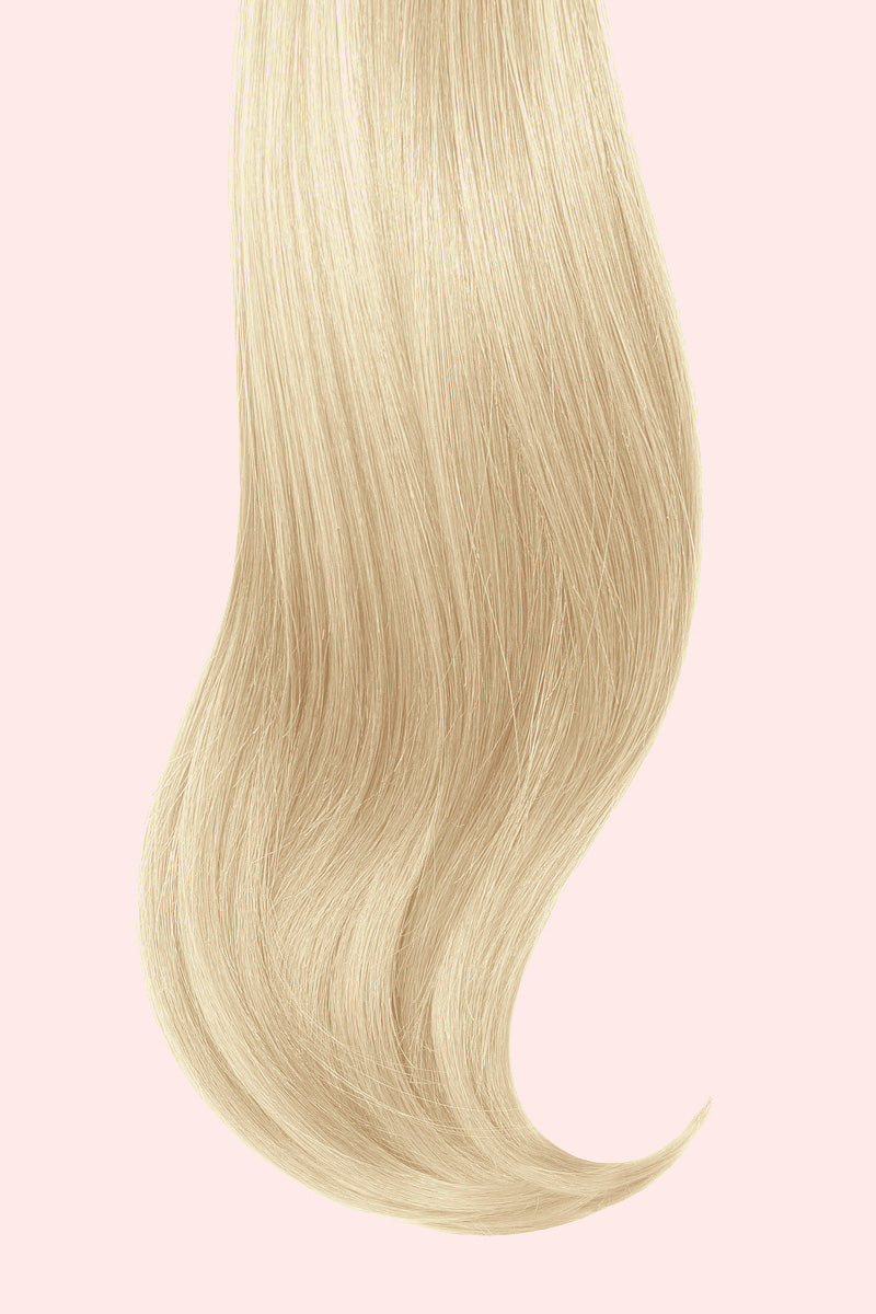 Seamless 200 grams 22 inch Clip-In Extensions #613 - GOSSIP HAIR