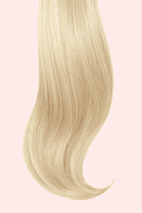 Seamless 260 grams 22 inch Clip-In Extensions #613 - GOSSIP HAIR
