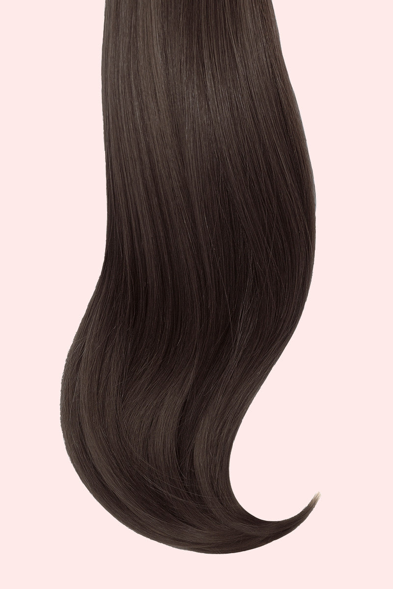 120 grams 18 inch Clip-In Extensions #2 - GOSSIP HAIR