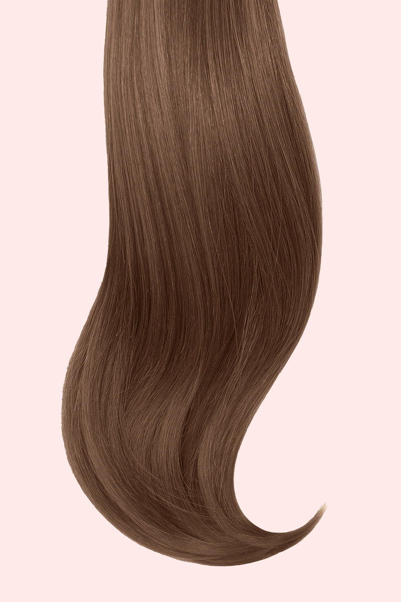 Seamless 120 grams 18 inch Clip-In Extensions #6 - GOSSIP HAIR