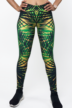 Load image into Gallery viewer, Tropical Jam Print Leggings