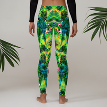 Load image into Gallery viewer, Tropical Flavor Print Leggings
