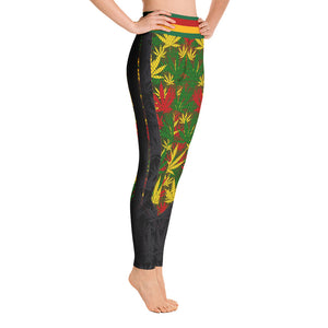420Girl Yoga Leggings