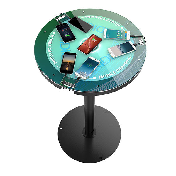 Cocktail Charging Table $variant_title Pagertec