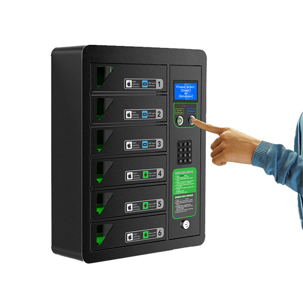 UNY Secure Charging Locker $variant_title Pagertec