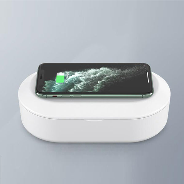 Urbane UV-C Sterilizer, Wireless Charging and Aromatizing Capsule $variant_title Pagertec
