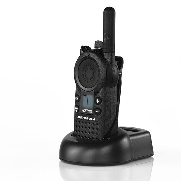 Motorola - CLS1110 Two-Way Radio (1 CH) $variant_title Pagertec