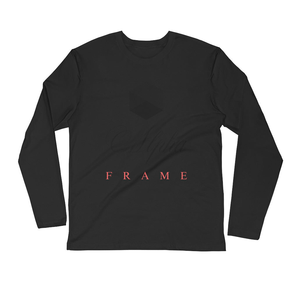 This fitted long-sleeve crew shirt will leave you feeling extremely satisfied and will still allow you to maintain your sense of style.
