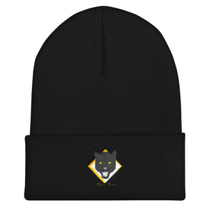 Need some improvements to your winter wardrobe? Well then this beautifully designed beanie may just be for you.  This product is not just a cozy fitting beanie, it is a great head-warming piece and a staple accessory in anyone's wardrobe. This product also includes the new Alpha Frame logo that will leave wearers feeling fierce and stylish.