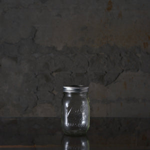 Ball ボール Mason Jar Regular Mouth 16oz*CL