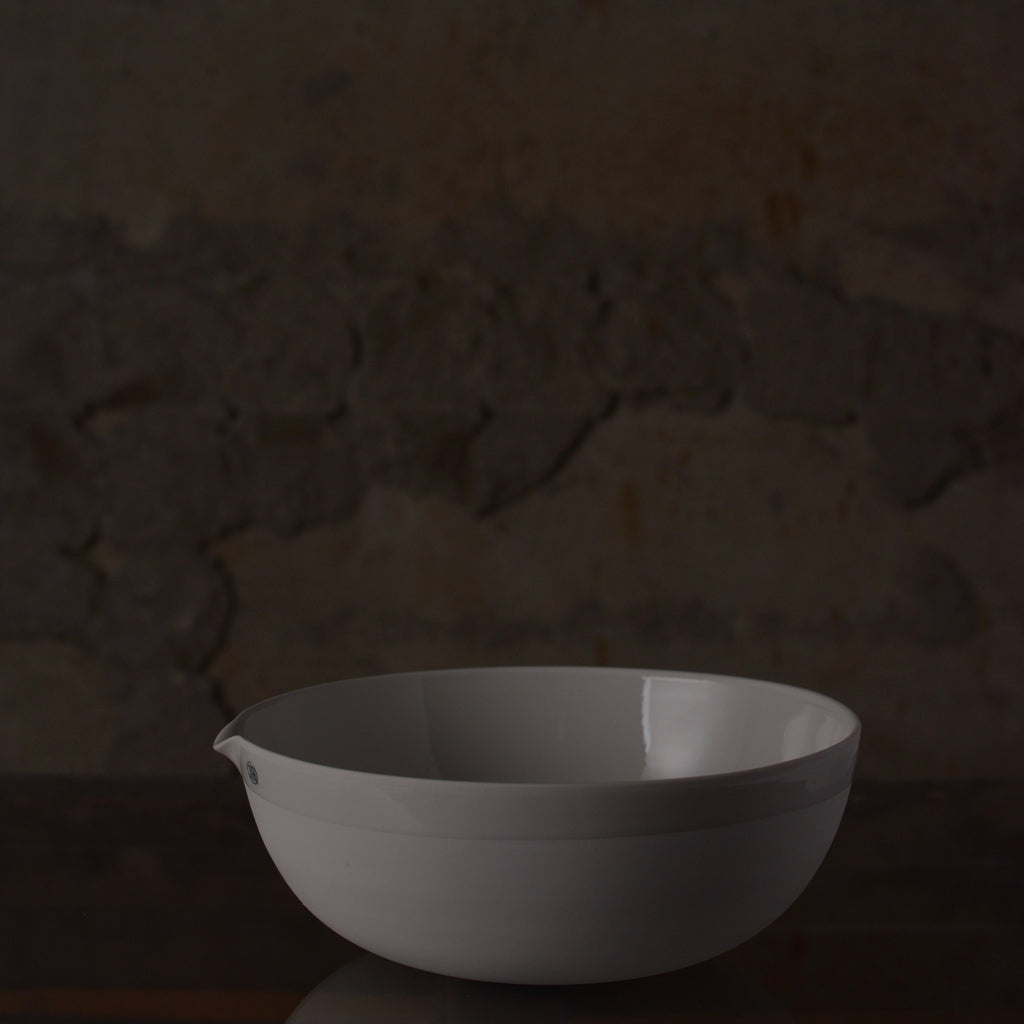 "JIPO ジポ Evaporating Dish Medium Round ""206/7a"""