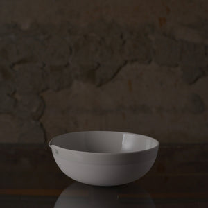 "JIPO ジポ Evaporating Dish Medium Round ""206/6/0"""