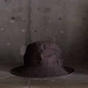 FUJITO Bush Hat for OUTBOUND/Roundabout|Brown