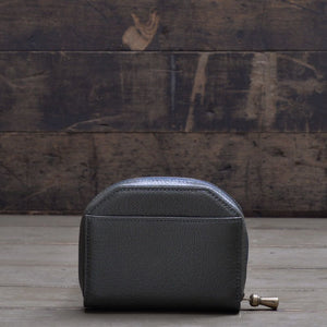 POSTALCO | No.60017 | Kettle Zipper Wallet | Small | Moss Green