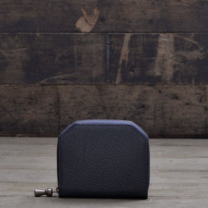 POSTALCO | No.60022 | Kettle Zipper Wallet | Thin | Shede gray