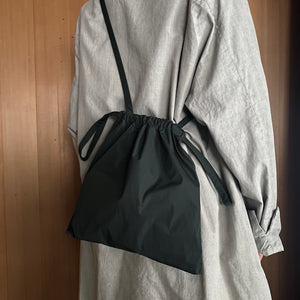 formuniform|フォームユニフォーム| Drawstring Bag with Strap SS