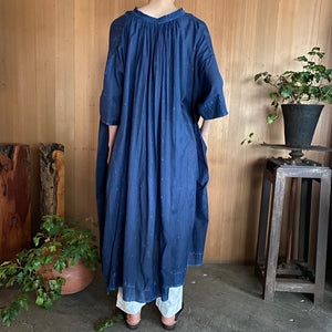 MAKU|APUS-50% Cotton and 50% Silk Handwoven Dress|G2040
