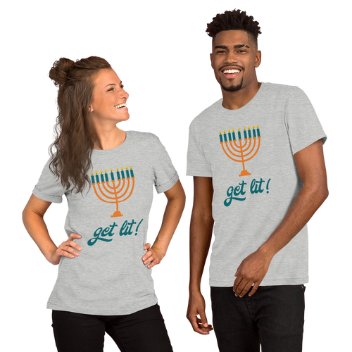 Get Lit! Adult T-Shirt