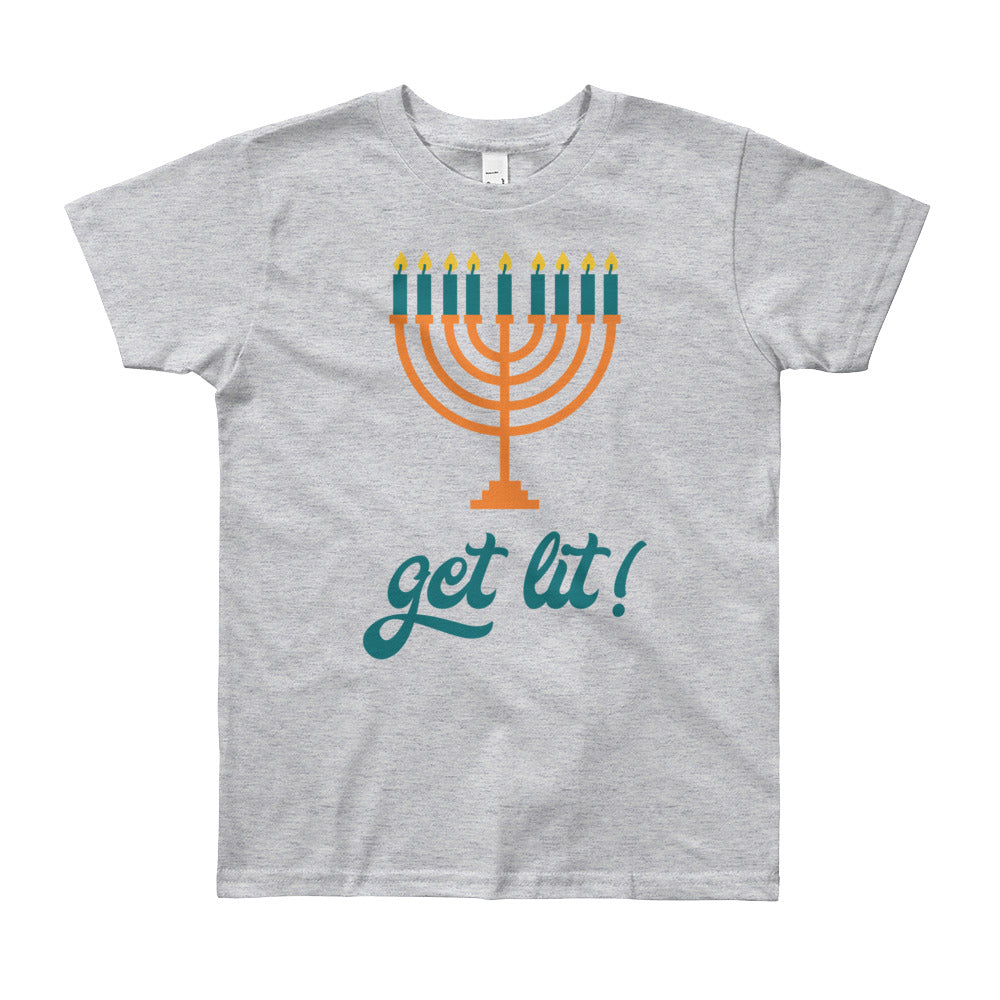 Get Lit! Youth T-Shirt