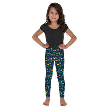 Load image into Gallery viewer, Kids Hanukkah Leggings