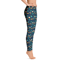 Load image into Gallery viewer, Adult Hanukkah Leggings