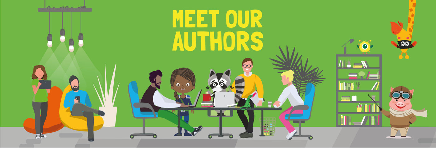 Our Authors | Children's Books | BookLife Publishing UK