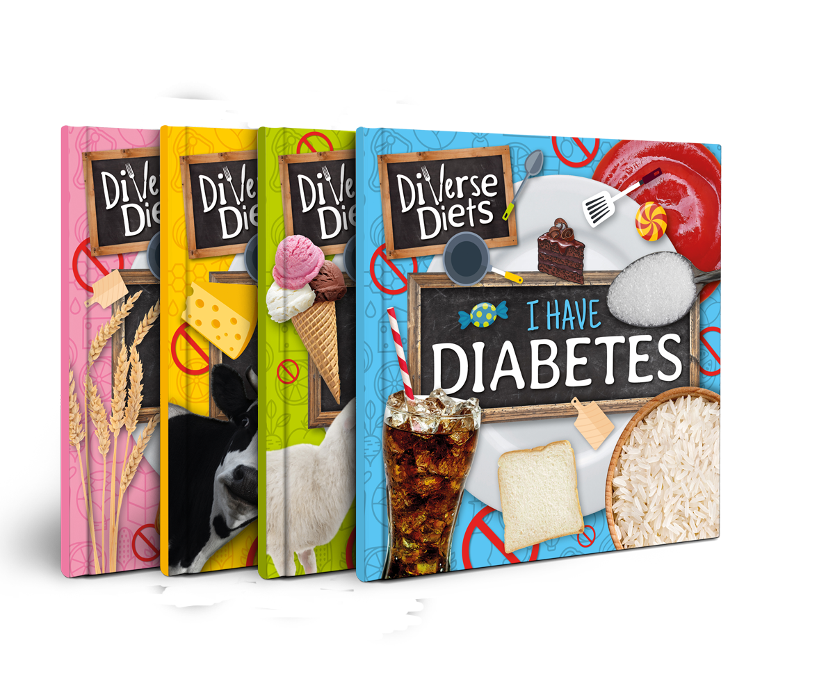 Diverse Diets, Vegan Books, BookLife Publishing, UK, Children's Books