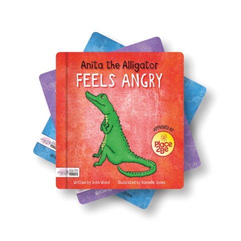Healthy Minds Series | BookLife Publishing | Children's Mental Health Books | Teach Early Years