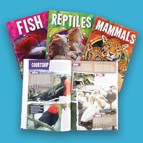 Reproduction BookLife Publishing UK Children's Books, Science