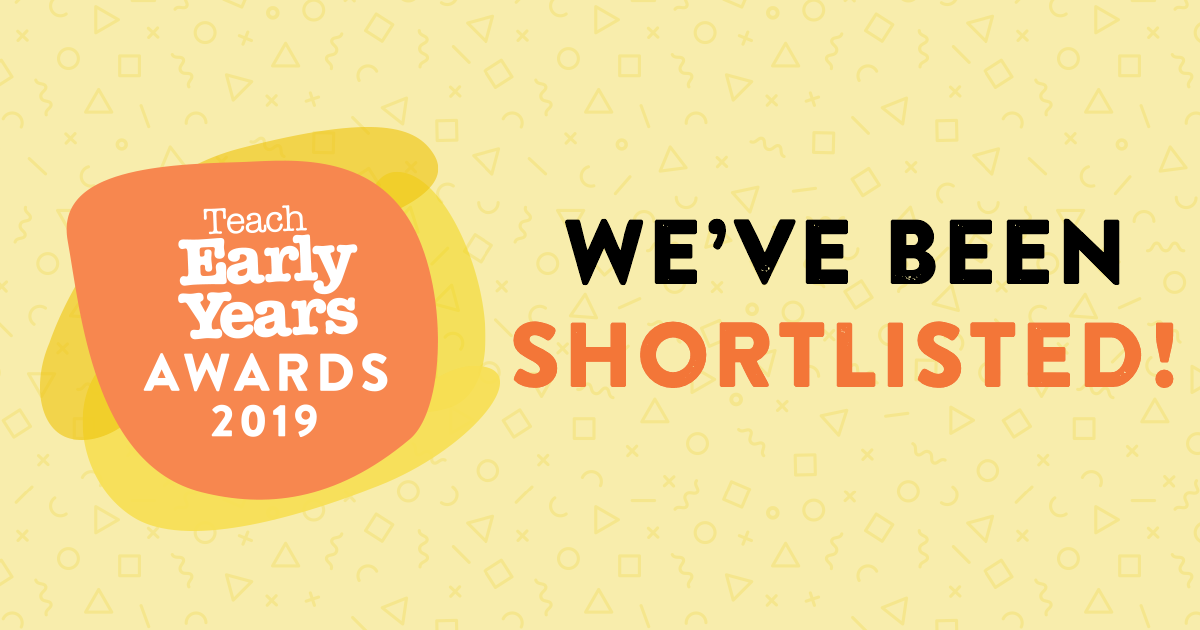 Healthy Minds Series | BookLife Publishing | Children's Mental Health Books | Teach Early Years Awards | We've Been Shortlisted