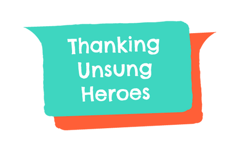 TAP - Thanking Unsung Heroes
