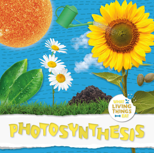 What Living Things Eat: Photosynthesis | Children's Books | Non-Fiction Books | BookLife Publishing Ltd