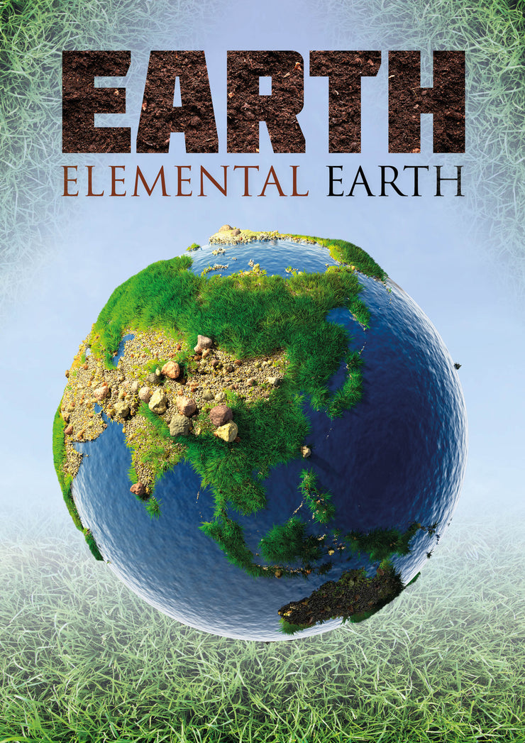 Elemental Earth: Earth | Children's Books | Non-Fiction Books | BookLife Publishing Ltd
