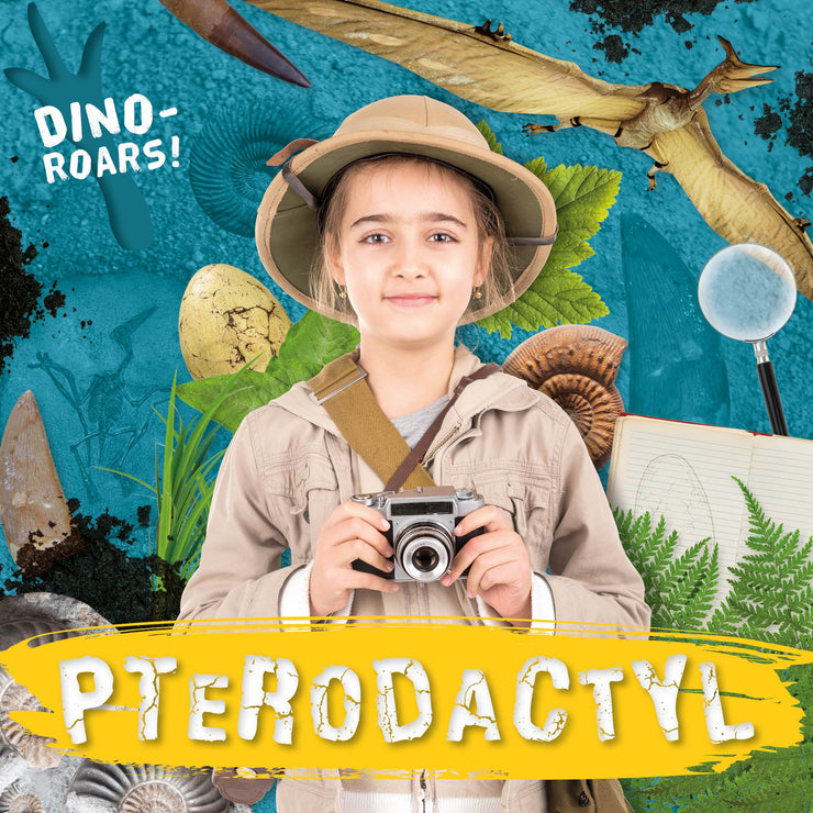Dino-ROARS!: Pterodactyl | Children's Books | Non-Fiction Books | BookLife Publishing Ltd