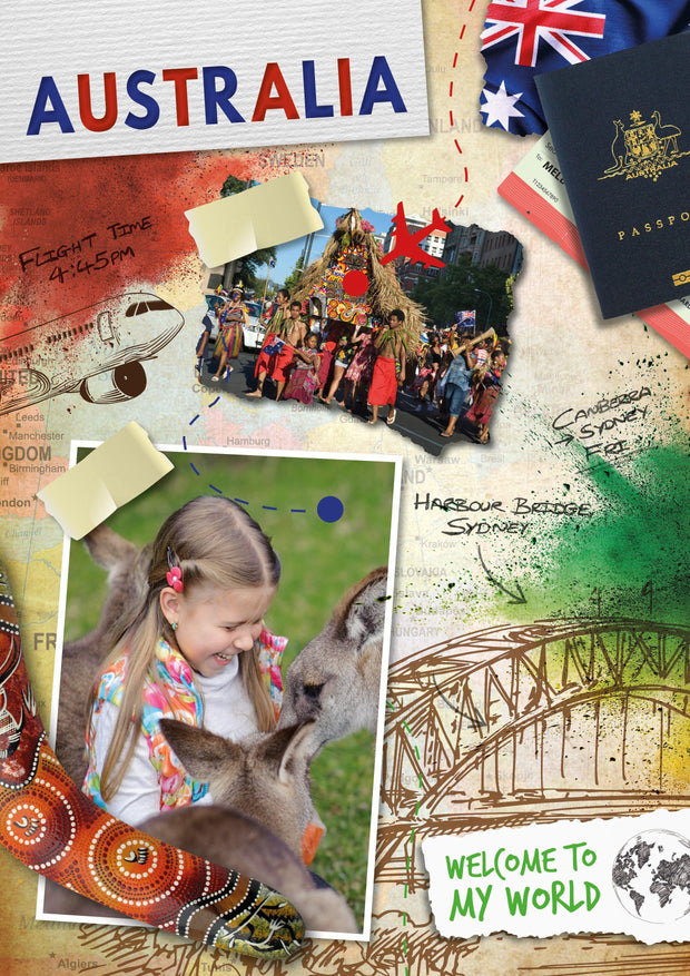 Australia: Welcome to My World - BookLife Publishing Ltd
