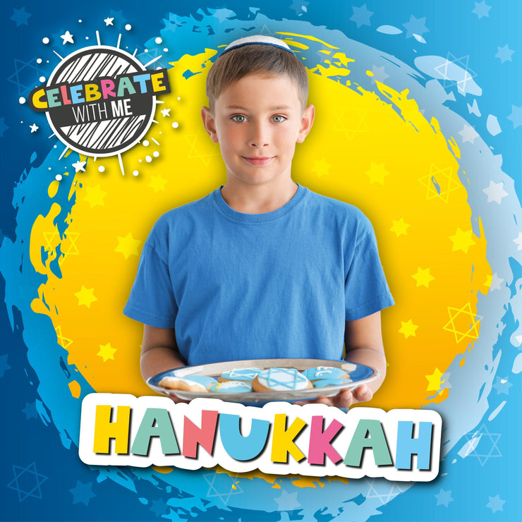 Celebrate with Me: Hanukkah | Children's Books | Non-Fiction Books | BookLife Publishing Ltd