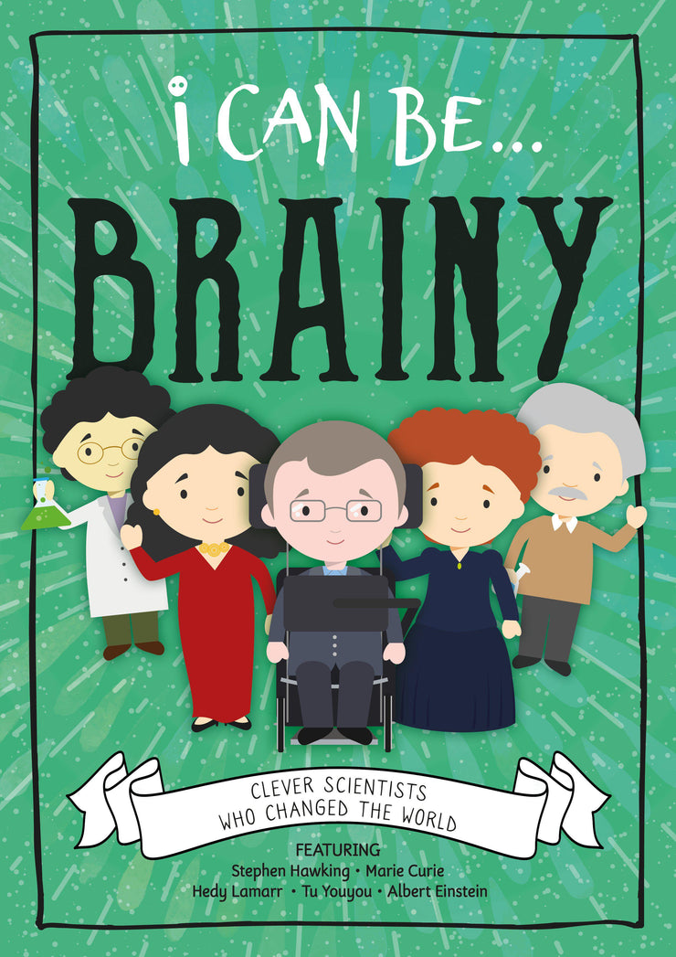 I Can Be…: Brainy | Children's Books | Non-Fiction Books | BookLife Publishing Ltd