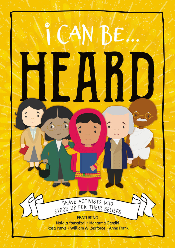 I Can Be…: Heard | Children's Books | Non-Fiction Books | BookLife Publishing Ltd