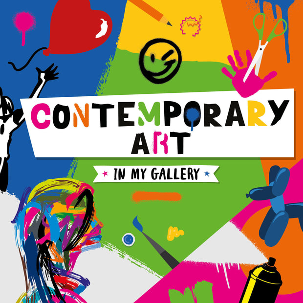 In My Gallery: Contemporary Art