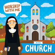 Worship With Me Book Pack