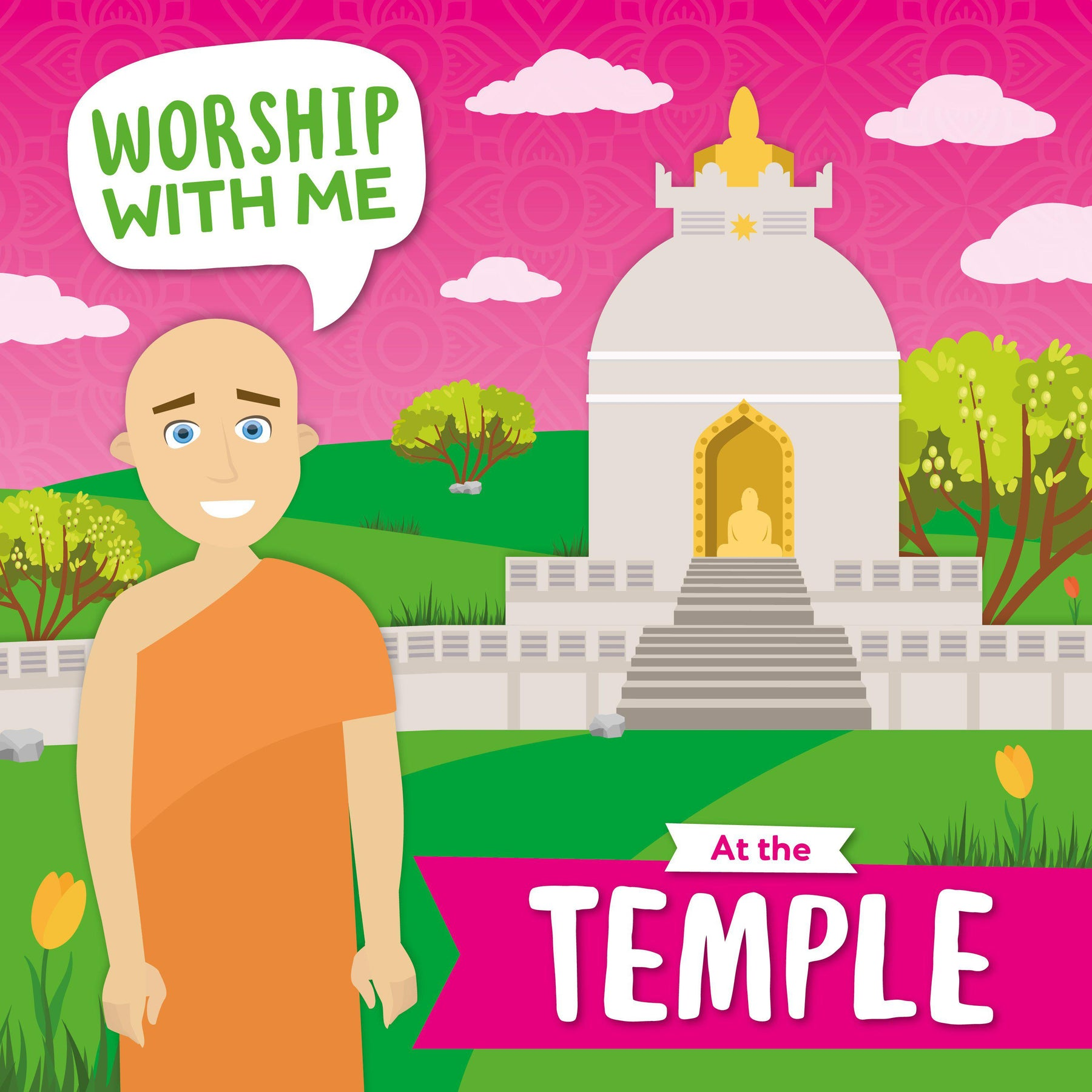 Worship with me, Temple, places of worship,