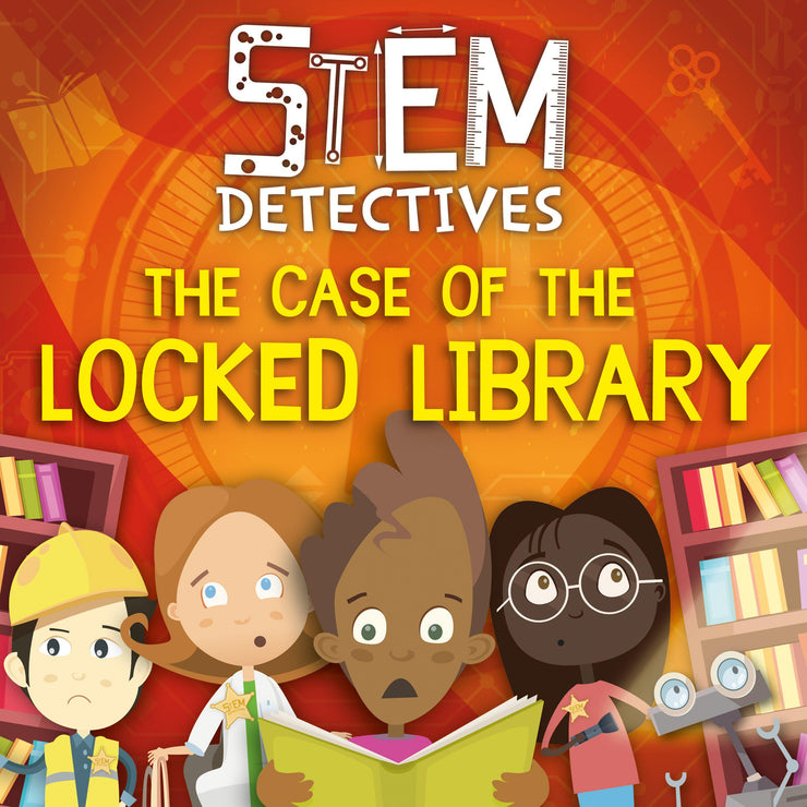 STEM Detectives: The Case of the Locked Library