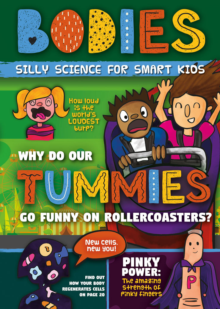 Silly Science for Smart Kids: Bodies