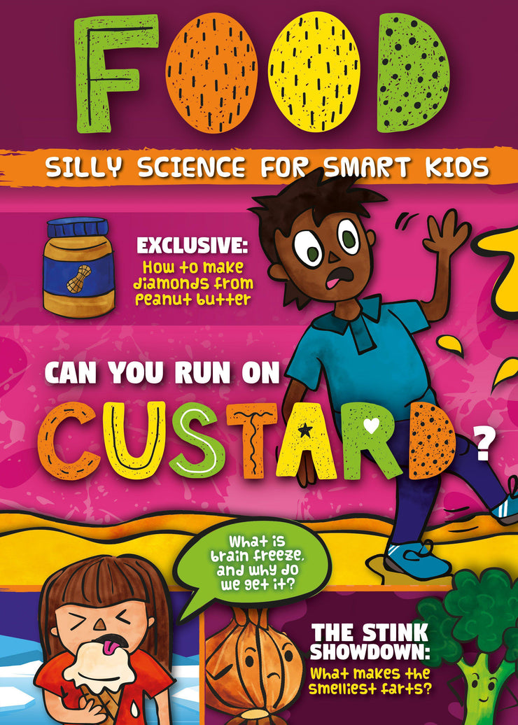 Silly Science for Smart Kids: Food
