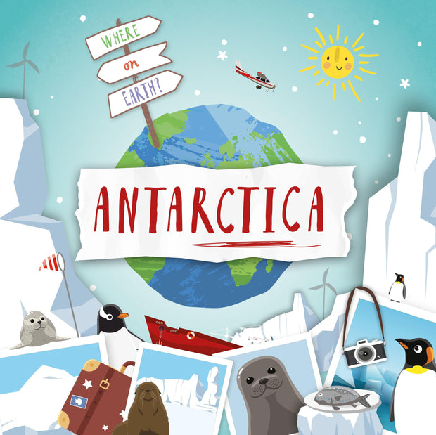Where on Earth?: Antarctica