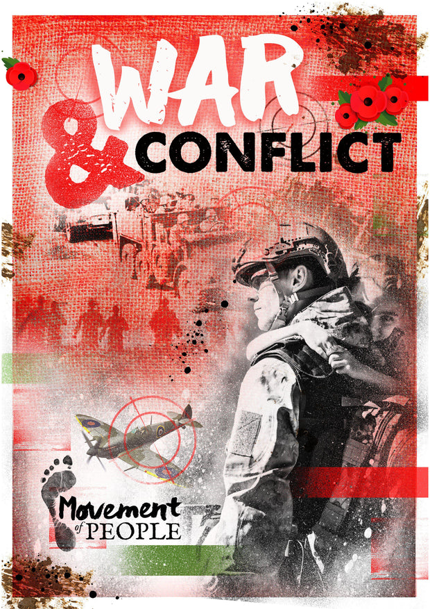 Movement of People: War and Conflict