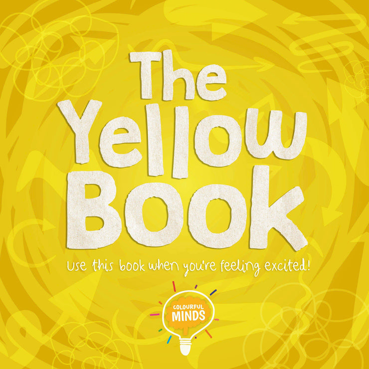 Colourful Minds: The Yellow Book | Children's Non-Fiction books | Children's Feeling Excited Books