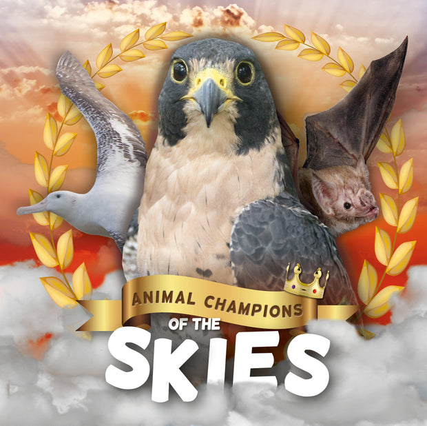 Animal Champions of the: Skies