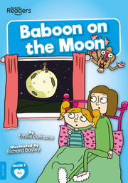 BookLife Readers: Baboon on the Moon