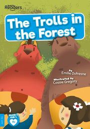 BookLife Readers: The Trolls in the Forest